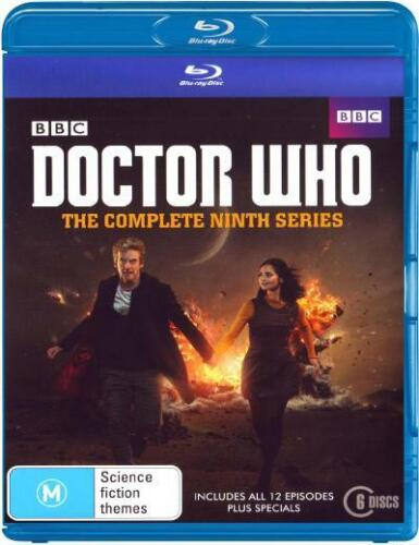 Doctor Who: Series 9 - BLR (NEW & SEALED)