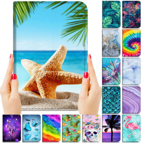 Fashion Protective Flip Case Cover for iPad 5 6 7 8 Mini Air 9.7 10.5 10.2 P002