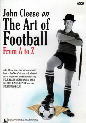 John Cleese on The Art Of Football. From A to Z - DVD
