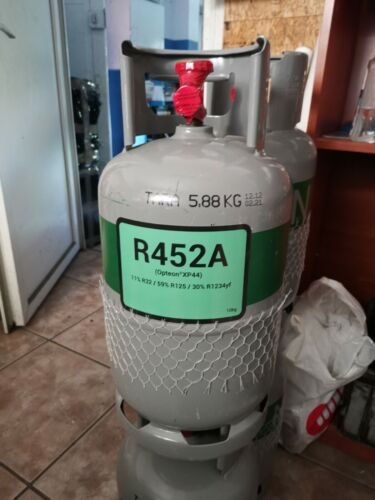 R452A Refrigerant Cooling factor R452A climate gas 10 kg <br/> Cooling factor climate gas 10 kg