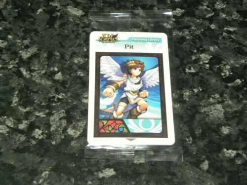 Kid Icarus Uprising Palutena's Army Cards Pit - NEW & SEALED