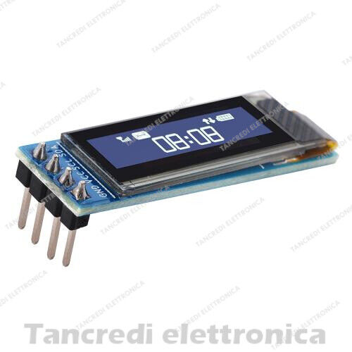 Modulo Display Oled Lcd Led 0.91