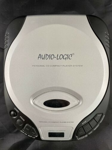 AUDIO-LOGIC PERSONAL CD COMPACT PLAYER SYSTEM walkman