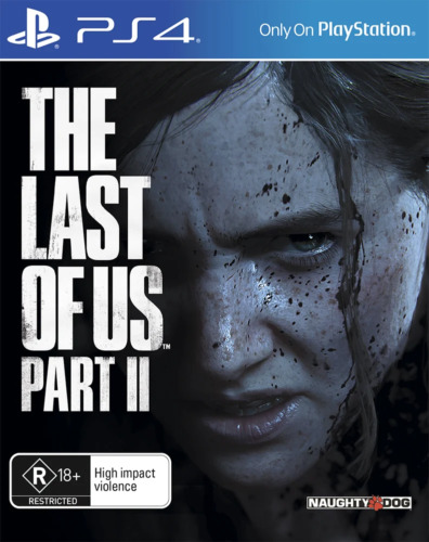 The Last of Us Part 2 II PS4 Game NEW