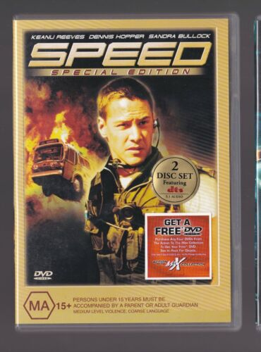 Speed - DVD, Special Edition 2 Disc Set