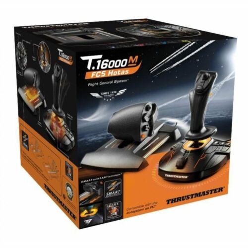 Thrustmaster T.16000M FCS Hotas NEW PREORDER 06/10