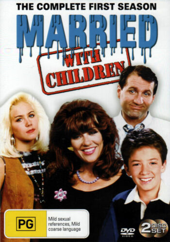 'Married With Children' The Complete First Season - The Bundys - 2 DVD Set