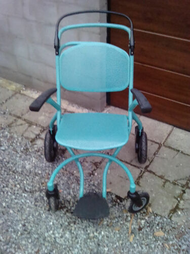 chaise roulante SPECIAL gravier