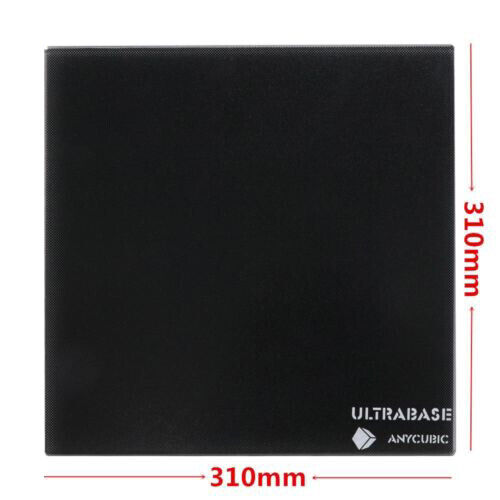 ANYCUBIC 310x310mm Ultrabase Glass Plate Platform for FDM 3D Printer