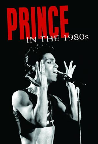 Prince In the 1980s DVD All Regions NTSC NEW