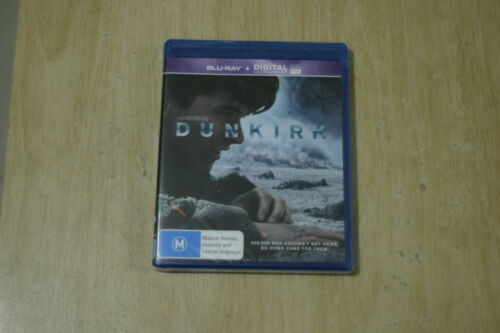 Dunkirk Digital Bluray movie new and sealed