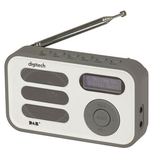 Digitech Digitech Portable USB DAB+ and FM Radio