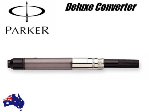 Parker Deluxe Converter for Fountain Pens S0050300 TRACKED