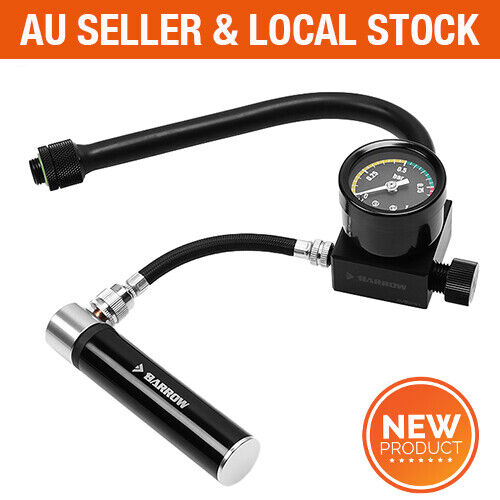 Barrow PC Water Cooling Air Pressure System Leak Tester Testing Tool