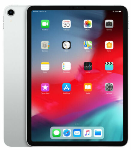 Apple iPad Pro 11-inch 512GB Wi-Fi (Silver)