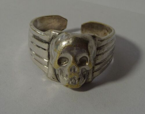 Bague ancienne WW2 allemand 1939-1945 ???2nde guerre mondiale 39-45 - 100606