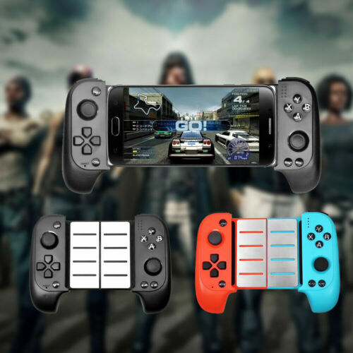 Wireless Bluetooth Mobile Handle Gamepad Game Controller For iPhone Android PUBG