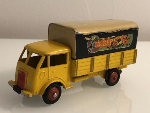 Jouet Ancien Dinky Toys Ford camion Calberson 25 JJ