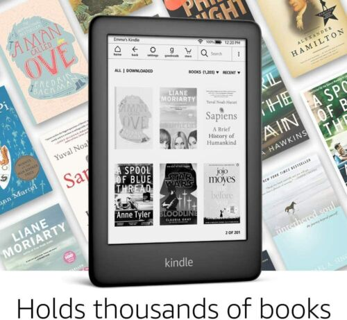 Amazon Kindle 10th Gen 8GB -BRAND NEW- Entry Kindle With 6″ Backlit Touchscreen