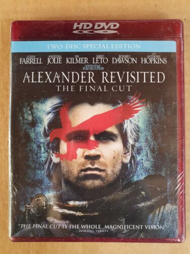 Alexander Revisited - The Final Cut - HD DVD new sealed