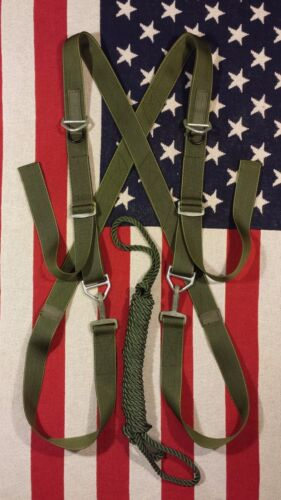 VIETNAM STABO RIG HARNESS SPECIAL FORCES SOG NAVY SEAL LRRP RANGER GEARReproductions - 156445