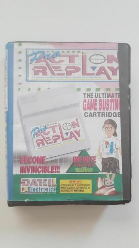 Pro Action Replay for the Nintendo Game Boy