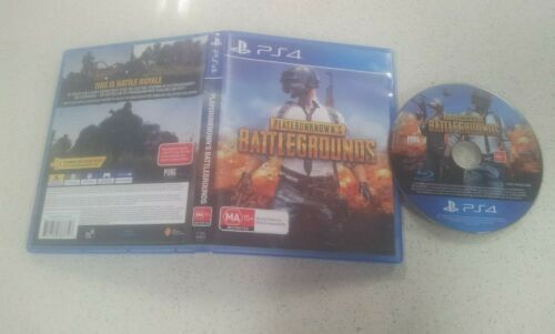 PlayerUnknowns Battlegrounds PS4 Game Used