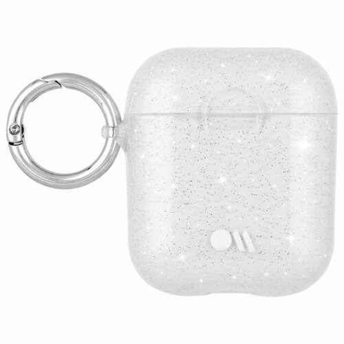 Case-Mate Flexible Case For Air Pods-Clear