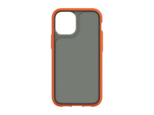 "Survivor Strong for iPhone 12 Mini (5.4"") - Orange/Grey"