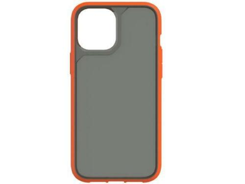 "Survivor Strong - iPhone 12 Pro Max (6.7"") - Orange/Gray"