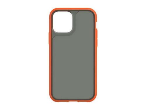 "Survivor Strong - iPhone 12/12 Pro (6.1"") - Orange/Gray"