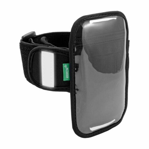 XXL-ARMBAND | Arkon Sports Armband Extra Large Size for 4.3in to 4.6in Smartphon