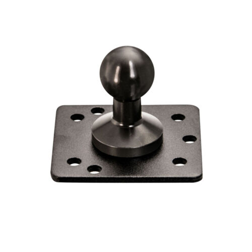 AP20MMAL | Arkon Adapter Plate AMPS to 20MM Ball for Heavy Duty Mounts Made of A