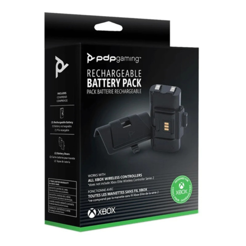 PDP Single Rechargeable Battery Pack for Xbox One & Xbox Series X NEW