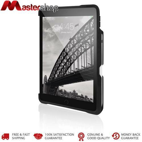 STM Dux Shell Duo Rugged Protective Case iPad Air 3 & Pro 10.5 inch - Black