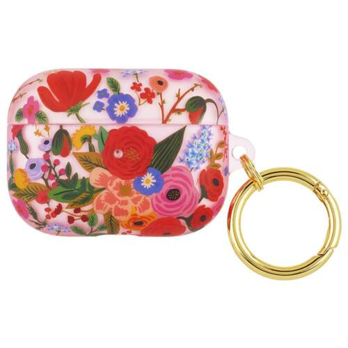 Case-Mate Rifle Paper Case for AirPods PRO - Garden Party Blush/Gold Circular...