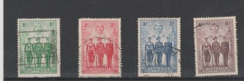 Australian Armed Services set - Used (GG200)