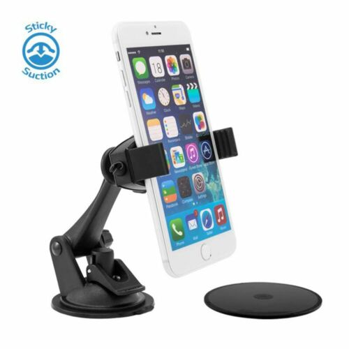 MG279 | Arkon Mobile Grip 2 Flat Surface Sticky Suction Mounting Pedestal