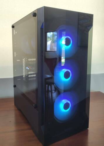 Gamdias Liquid Cooled Gaming PC