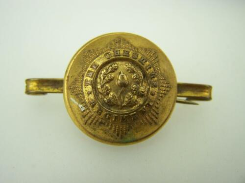 Vintage sweetheart badge brooch The Cheshire Regiment                       19871939 - 1945 (WWII) - 13977
