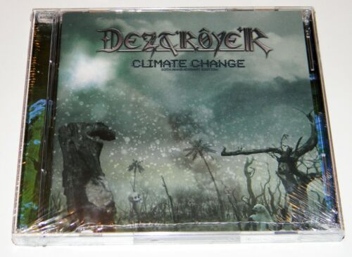 Deztroyer - Climate Change (30th Anniversary Edition) 2020 2CD
