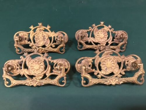 """Extremely RARE VICTORIAN """"ONE SUPER ORNATE'""""Original FANCY PULL Spectacular!"""