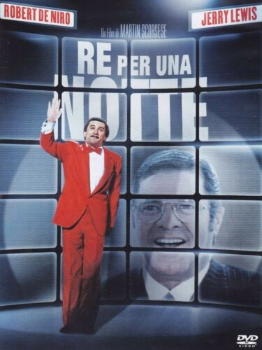 Re per una notte - DVD