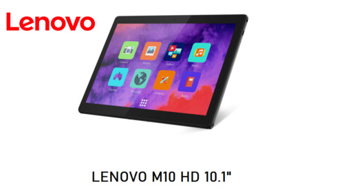 Lenovo Tab M10 HD (1280x800)  10.1 Tablet, DOLBY audio, FREE POST