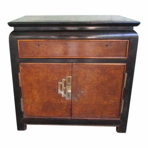 Chin Hua Nightstand End Table by Raymond K Sobota for Century Furniture