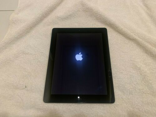 Apple iPad 2 64GB, Wi-Fi + Cellular (Unlocked), 9.7in - Black (AU Stock)