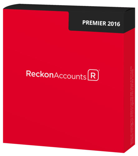Reckon Premier 2016. Free Upgrade to Latest Version. No Subscription Fees.