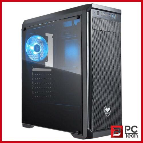Cougar MX330-S Windowed Mid-Tower ATX Case
