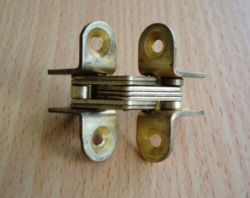 Concealed Hinge For Game Table Folding Tops Drawer Fronts Soss  Style