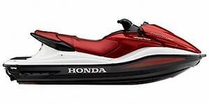 2006 HONDA AQUATRAX® F-12X T30 with GPScape & Trailer - AS NEW NEVER SEEN WATER